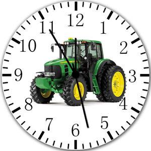 Wanduhren Weitere Uhren Farm Frameless Ohne Grenzen Wanduhr Schön Für Geschenke Oder Dekor Y30