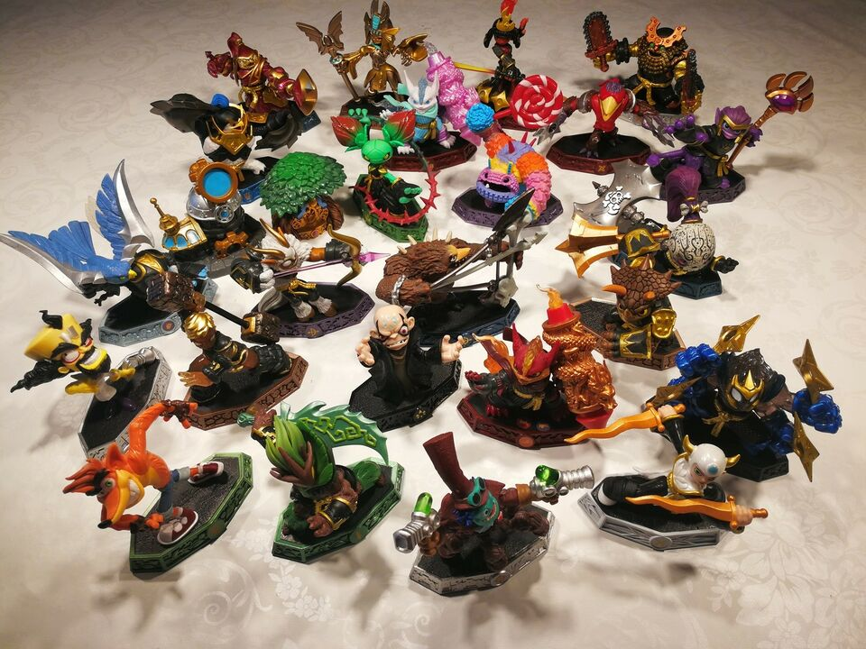 Skylanders Imaginators, PS4