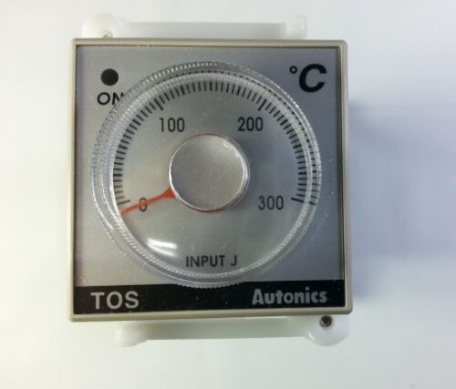 TOS-B4RJ3C Temperature Controller  Relay 0-300C With Socket Base