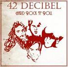 Hard Rock NRoll von 42 Decibel (2013)