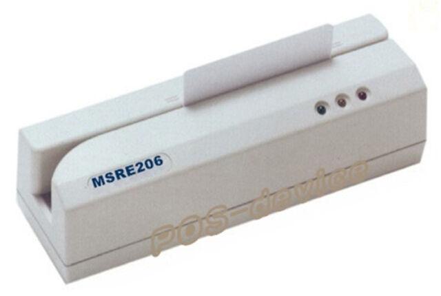 Wholesale MSRE206 Magnetic Magstripe Card Reader/Writer MSR606 MSR605 MSR206