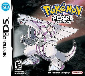 Pokemon Pearl Version AUTHENTIC Comes With Original Case And Manual DS, 2007  - $21.95