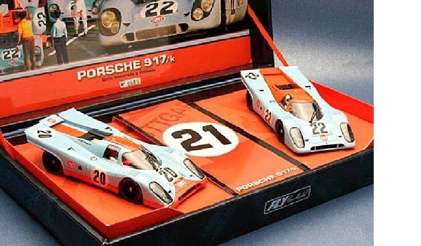 flygaga Ref. TEAM03 9604 Porsche 917 Le Mans 1970 NY NEW1  32
