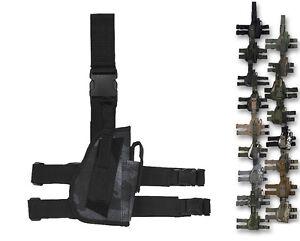 MFH-Pistolenbeinholster-Rechts-Beinholster-Pistolenholster-Holster