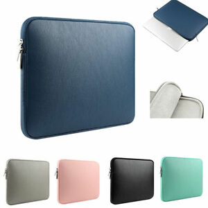 For-MacBook-Air-Pro-Retina-11-034-13-034-15-034-PU-Leather-Laptop-Sleeve-Case-Bag-Pouch