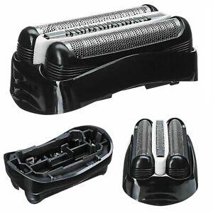Tete-de-rasoir-Lames-Coupeur-Shaver-Blades-Pour-Braun-3-series-300S-301S-Razor