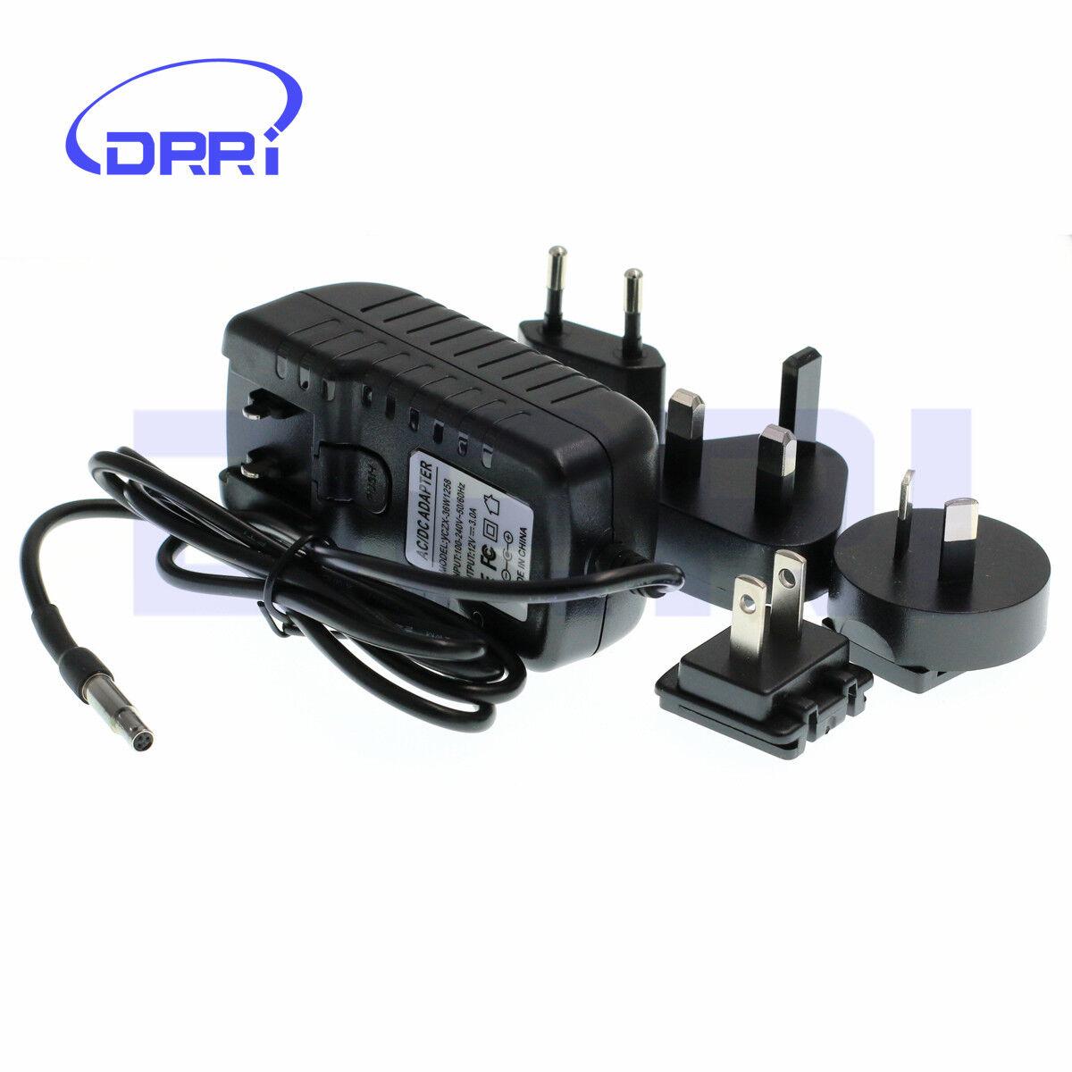 Universal AC Power Supply Adapter with US UK EU AU Plug for Odyssey