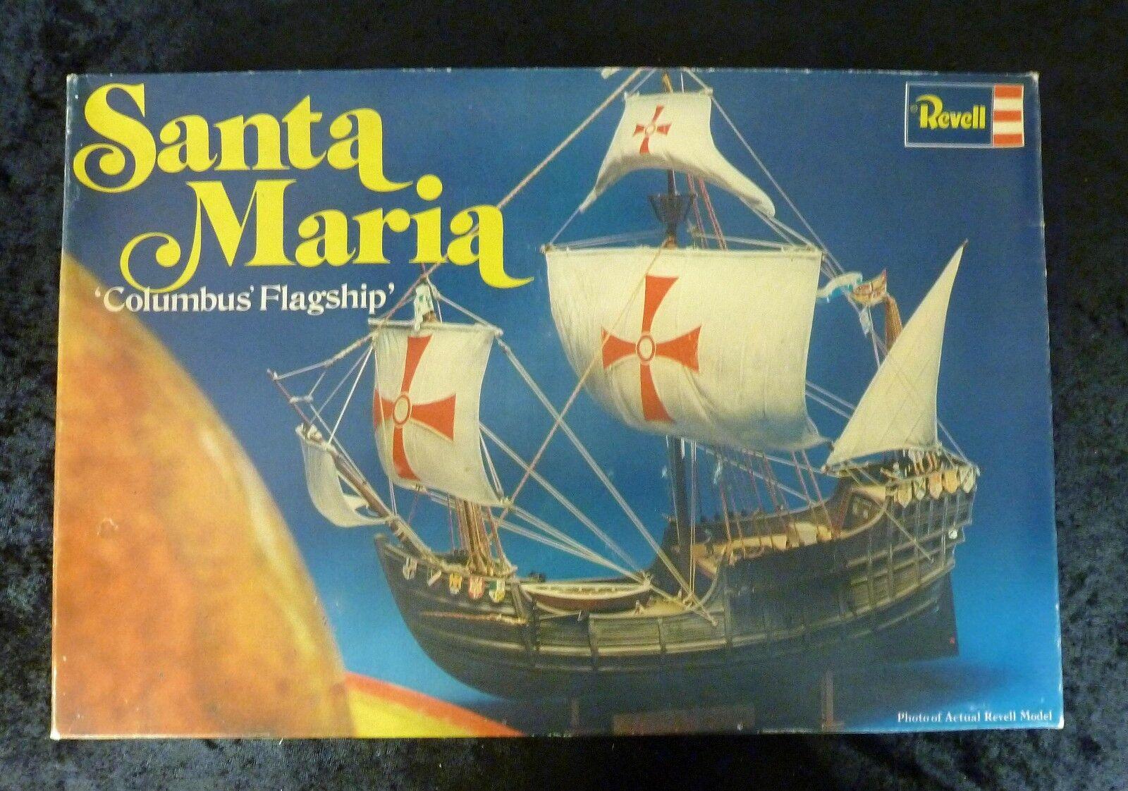 Revell Santa Maria  Columbus Flagship  Model Kit [B]