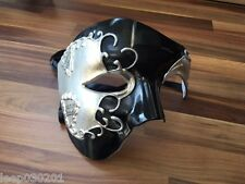 Mens Masquerade Mask Venetian Filigree Ball Prom Party Disco Halloween Phantom