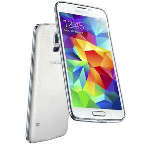 Samsung-Galaxy-S5-SM-G900F-100-Original-16-Go-Blanc-Debloque-Smartphone-4-G-LTE