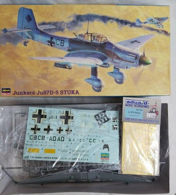 132592 HGW 1//32 scale Junkers Ju 87 Stuka Seatbelts aircraft kit accessory
