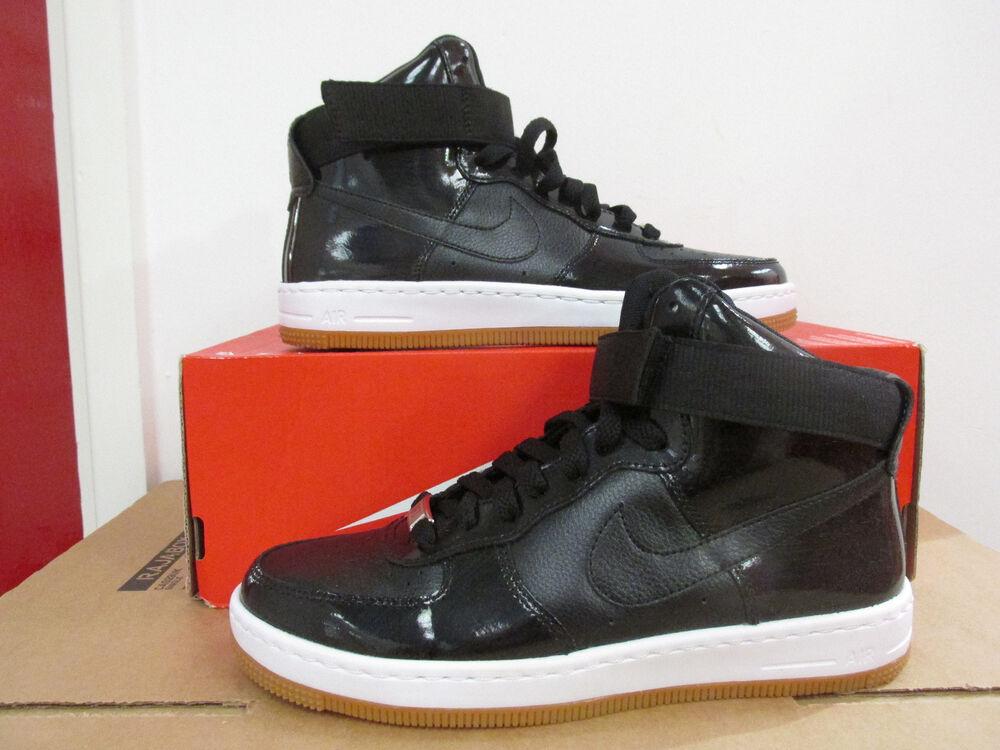 Nike AF1 Ultra Force Mi Femmes Hi Baskets 654851 001 Basket Enlèvement