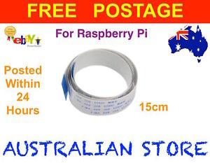 Raspberry-Pi-3-Camera-Module-Board-Extension-Flex-Ribbon-Cable-150mm-15CM-FAST