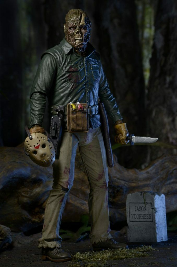 Friday 13th Part 6 6 6 Ultimate Jason Voorhees 7  Figure NECA RE-ISSUE Horror 5c04e2