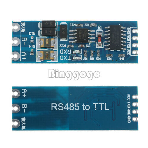 5PCS UART Serial Port to RS485 Converter Stable Function RS485 to TTL Module