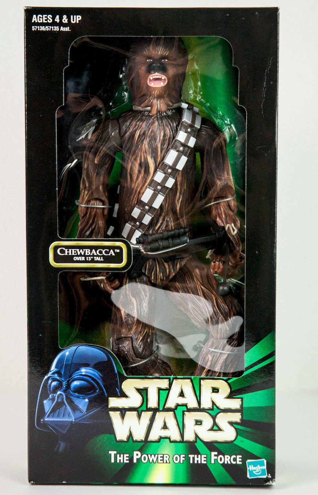 Hasbro Star Wars POTF2 12in. Chewbacca Action Figure