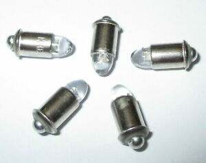 Ampoules-De-Remplacement-LED-MS4-Marklin-600000-16-24V-5-Pieces-Nouveau