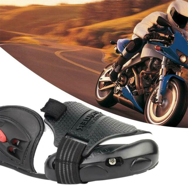Motorcycle Gear Shifter Shoe Protector Shift Sock Boot Cover Non-slip Waterproof