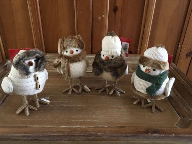 Target 2017 Holiday Featherly Friends Christmas Aspen White Wondershop Birds 4