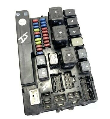 2003 2004 Infiniti G35 COUPE 6MT MANUAL IPDM Fuse Box ...