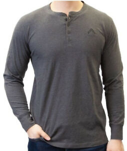 SIG SAUER LEGION MEN'S LONG SLEEVE HENLEY LG
