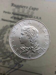500-Livre-Cee-1990-FDC-der-Republik-Italienisch-Gedenkmuenzen