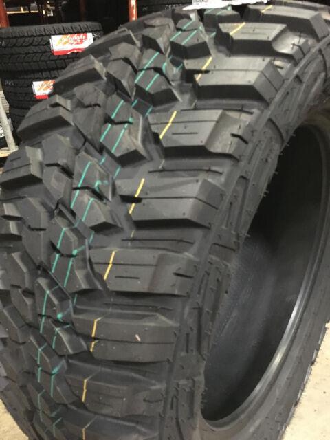 4 35x12 50r20 Kanati Mud Hog M T Mud Tires Mt 35 12 50 20 R20 10 Ply