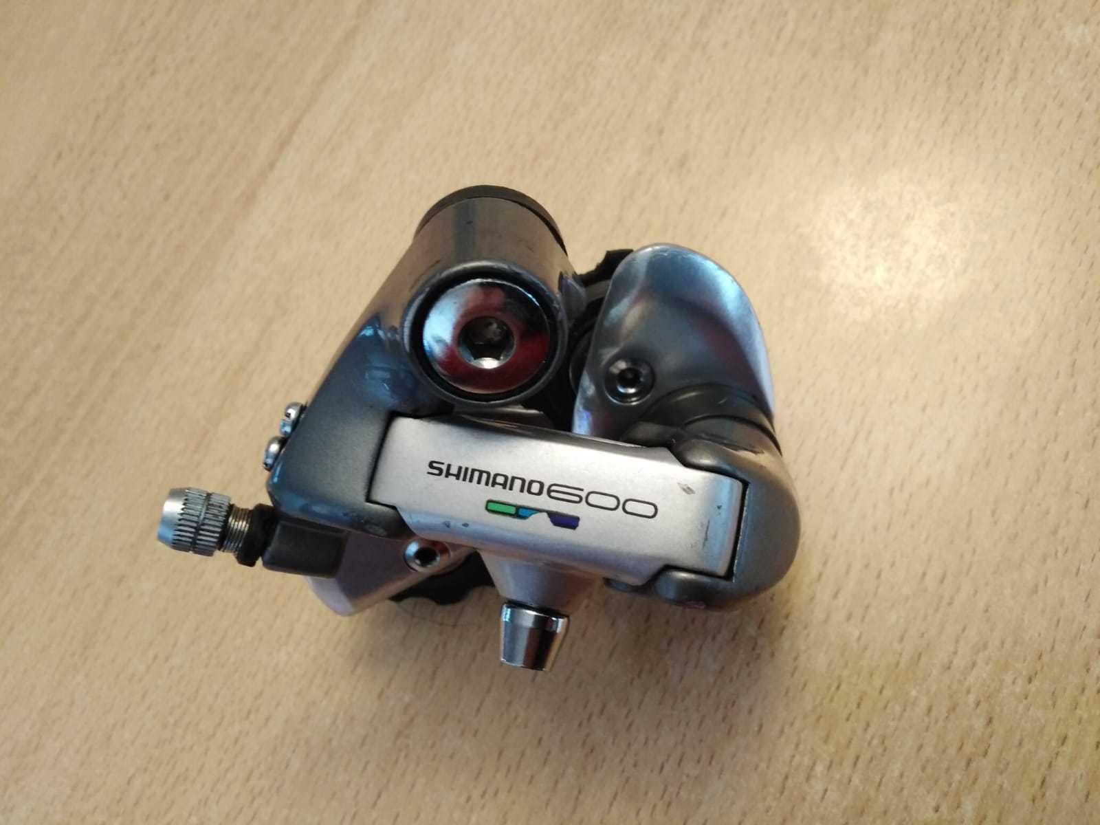 VINTAGE Shimano RD-6400, 600 Ultegra Rear Derailleur