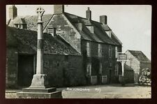 Northamptonshire Northants ROCKINGHAM Sondes Arms 1928 RP PPC