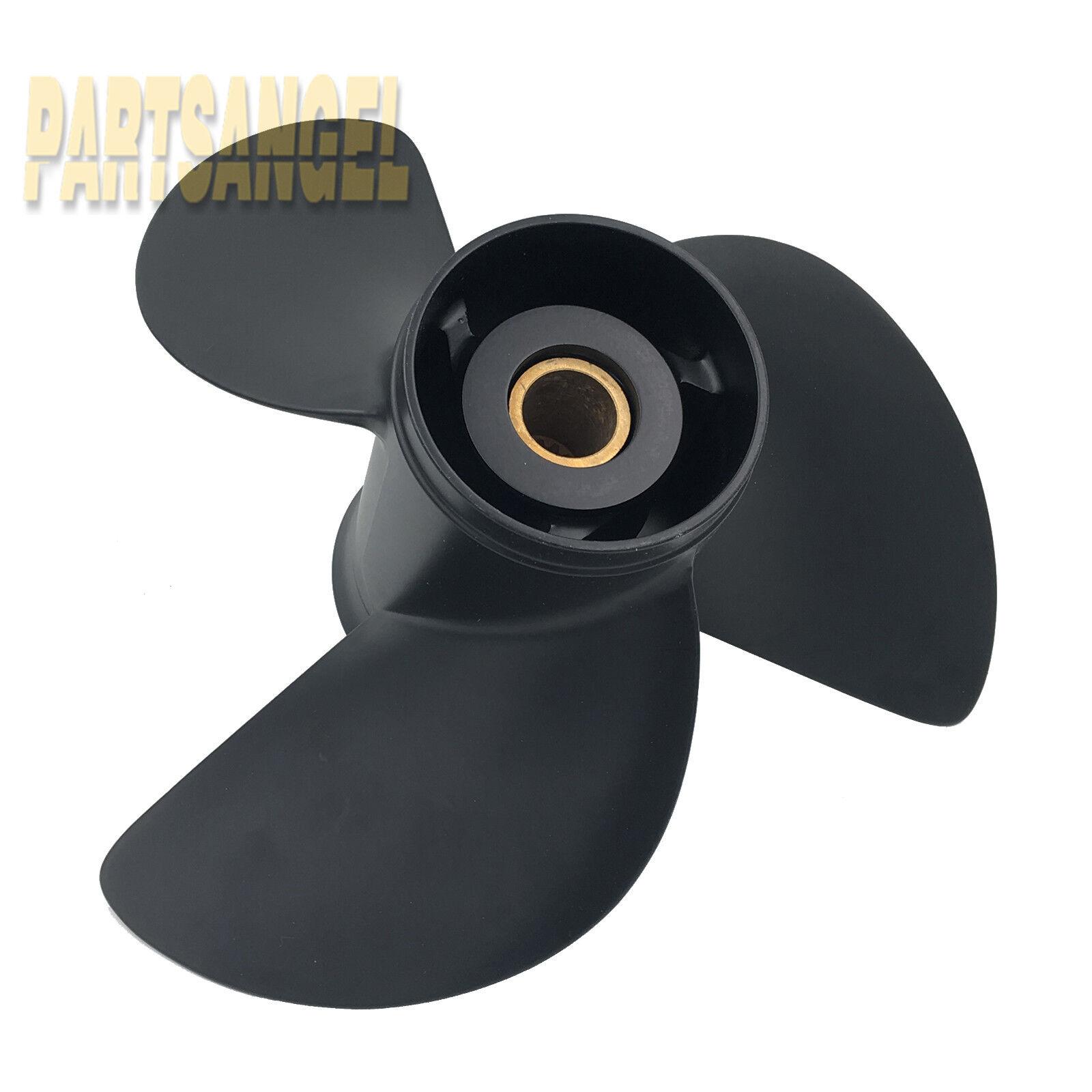 Solas 2411-133-17 Prop Johnson Evinrude 13.25/'/' 17/'/' Pitch 3 Blade Right OMC
