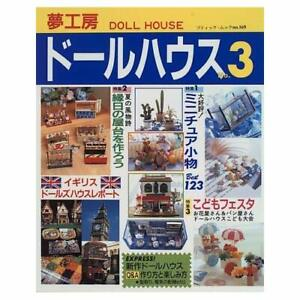 Doll-House-No-3-Handmade-Miniature-Book