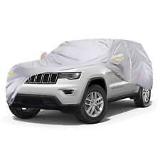 For Jeep Grand Cherokee Full Suv Cover Waterproof Uv Resistant Snow Protection Fits Jeep