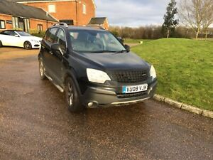 Vauxhall-Antara-S-CDTi-AUTOMATIC-DIESEL-SPARES-OR-REPAIR-NO-RESERVE