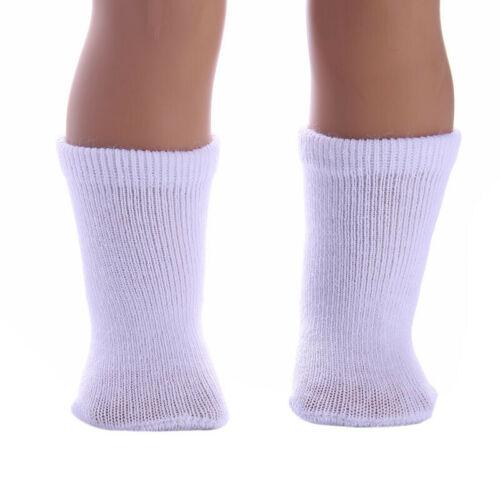 Fit 18 inch American girl dolls American Boy doll socks spot Accessories