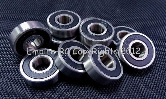 6000-2RS SKF Ball Bearing  10x26x8 mm