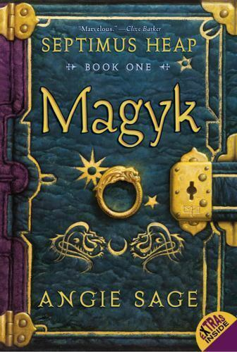 Septimus Heap: Magyk 1 by Angie Sage (2006, Paperback,