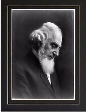 C.T. RUSSELL Professionally Matted Portrait