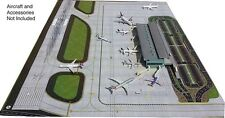 Gemini Jets GJAPS006 Airport Runway Diorama Mat Set Fits 1/200 & 1/400 Diecast