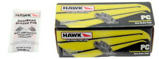 Hawk Ceramic Brake Pads Front Stoptech ST-60 Caliper AP Racing Alcon Baer Saleen