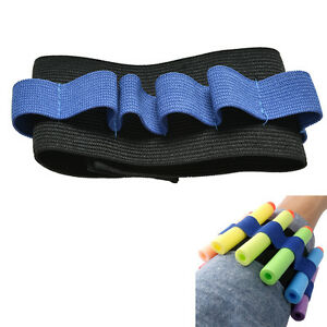 1X-Wrist-Toy-Carrier-Bullet-Pouch-Wrist-Soft-Bullet-Accessories-KidsToy-gx