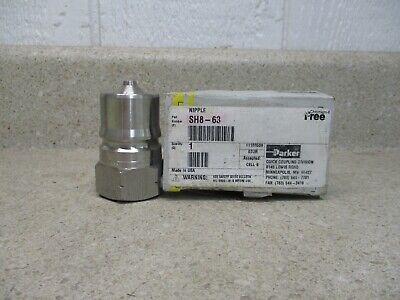 25 Pack 1//8 x 3 in.Brass Nipple GBRNAM New Damaged Box