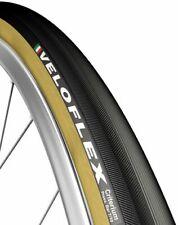 2 Veloflex Pro Tour TUBULAR Tires 700 X 23  Black//Gum TWO