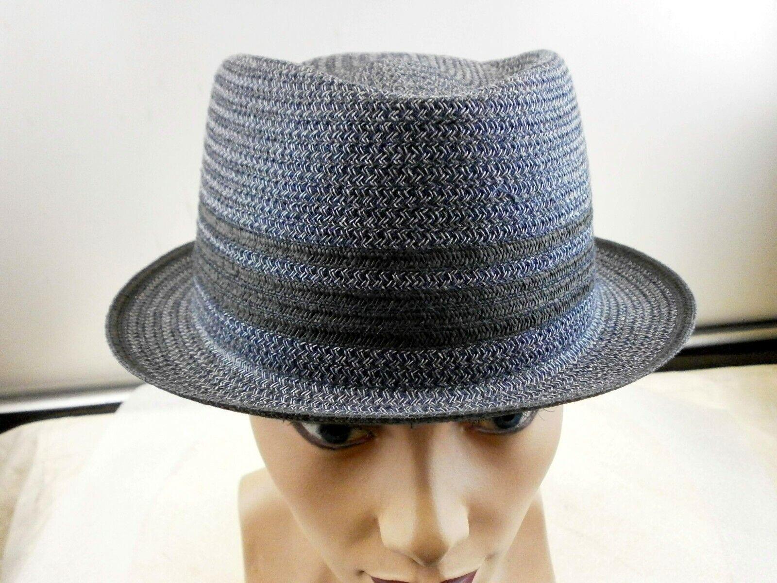 Summer Hat Straw Hat Wilson Göttmann Size 59/L (1098 Gön)