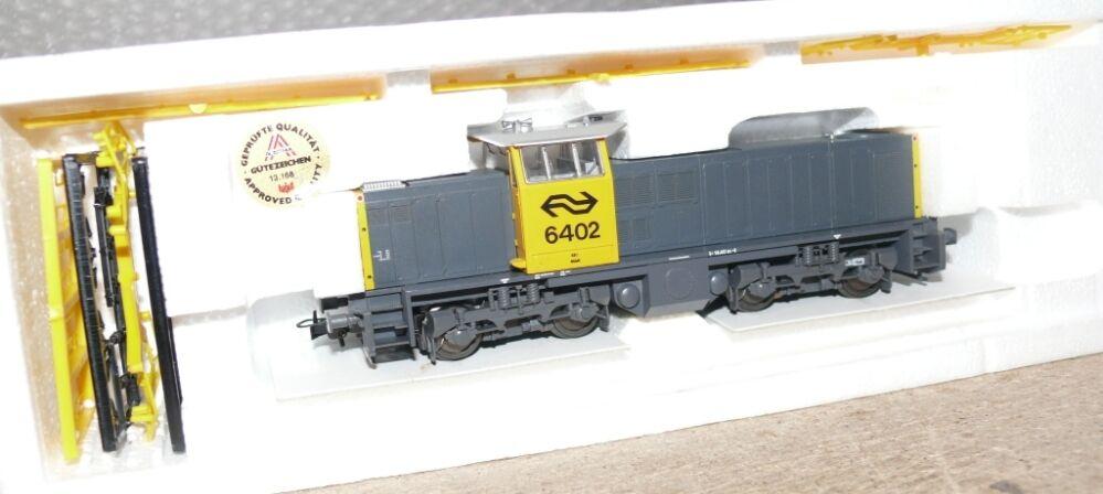 S29 Liliput 124 42 Diesel MAK NS