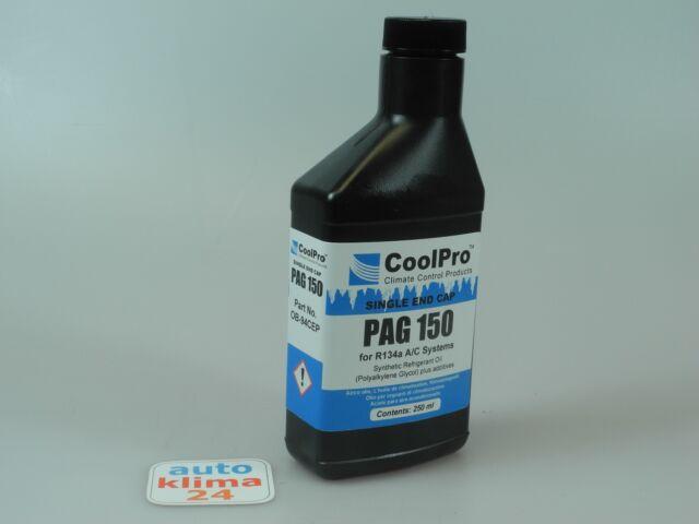 Aire Acondicionado Compresor de 250ML Premium Aceite Sintético Pag 150 Nuevo