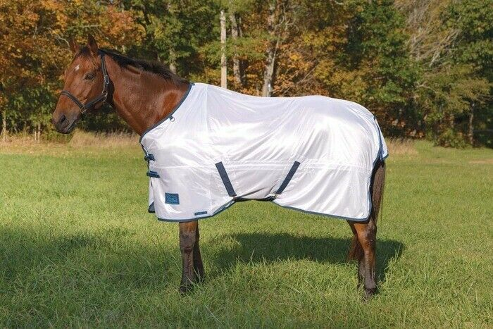 Shires Fly Feuille Avec Amovible Cou