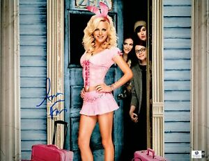 Anna-Faris-Signed-Autographed-11X14-Photo-The-House-Bunny-on-Porch-GV749052