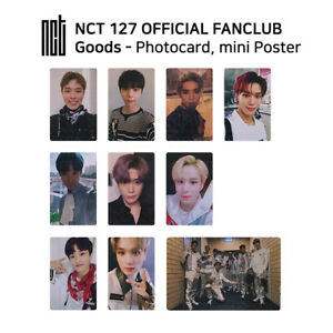 NCT-127-NCTZEN-127-1st-Fan-Club-Welcome-Kit-Official-Photocard