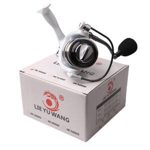 Fishing-Spinning-Reel-Wheel-Hand-Wheel-HC-Series-No-Gap-Aluminum-Alloy-Wire