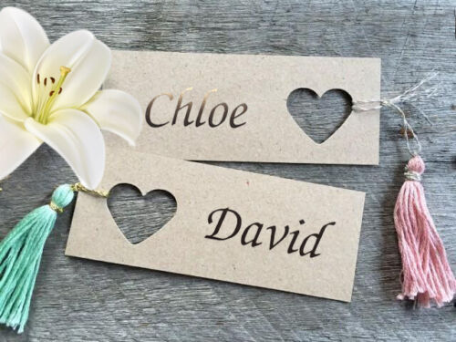 Personalised Name Sticker Water Bottle Wedding Wine Glass Vinyl Decal Party Gift
